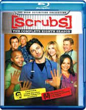 Scrubs - Complete 8th Season (Blu-ray)