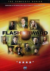 FlashForward - Complete Series (5-DVD)
