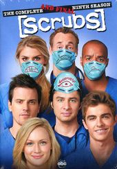 Scrubs - Complete 9th Season (2-DVD)