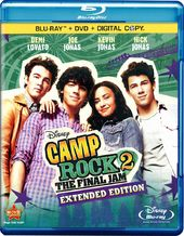 Camp Rock 2: The Final Jam (Blu-ray + DVD +