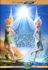 Secret of the Wings (DVD + Blu-ray)