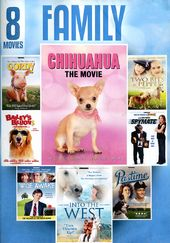 Family 8-Movie Collection (2-DVD)