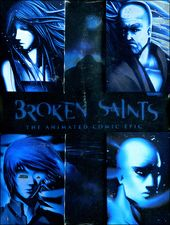 Broken Saints - Animated Comic Epic (4-DVD)