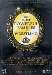 Wrestling - WWE: Most Powerful Families in