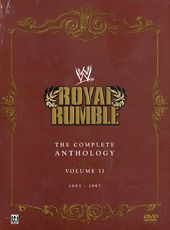 Wrestling - WWE: Royal Rumble Anthology, Volume 2
