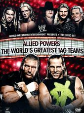 Wrestling - WWE: Allied Powers: The World's