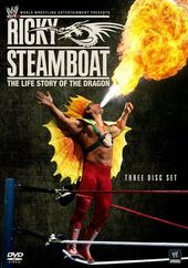 Wrestling - WWE: Ricky Steamboat: The Life Story
