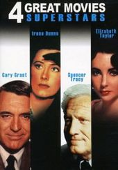 4 Great Movies: Superstars (Penny Serenade / The