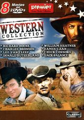 Western Collection (Against the Crooked Sky /
