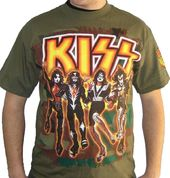 Kiss - Destroyer Army Style - T-Shirt