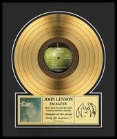 John Lennon - Imagine - Framed Limited Edition