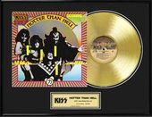 KISS - Hotter Than Hell - Framed Limited Edition