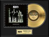 KISS - Dressed To Kill - Framed Limited Edition