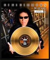 KISS - Gene Simmons - The Lord of Rock - Framed