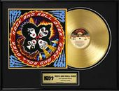KISS - Rock & Roll Over - Framed Limited Edition