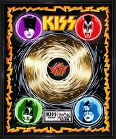 "KISS - Sonic Boom - Framed Limited Edition 18"" x"