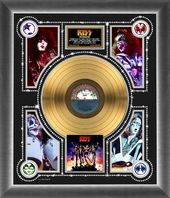 "KISS - Destroyer - Framed Limited Edition 22.5"" x"