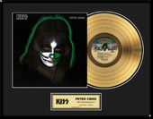 KISS - Peter Criss - Solo Album - Framed Limited