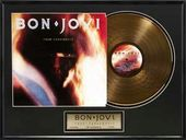 Bon Jovi - 7800 Degrees Fahrenheit: Framed