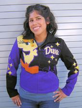 Looney Tunes - Tweety Bird - Jacket Tweety Diva