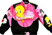 Looney Tunes - Tweety Bird - Jacket Zipper Tweety