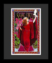 Stevie Nicks - Framed Bob Masse Original Concert