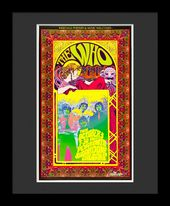 The Who - Framed Bob Masse Original Concert Poster
