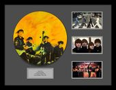 The Beatles - Framed Picture Disc LP
