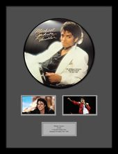 Michael Jackson - Thriller Framed Picture Disc LP