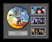 The Rolling Stones - Bridges to Babylon Framed