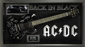 AC/DC - Back in Black Signed Guitar
