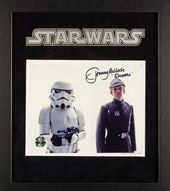 Star Wars - Signed Tommy Bulloch as Sheckil