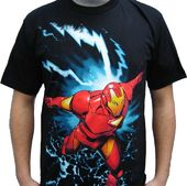 Marvel - Iron Man - Iron Strike - T-Shirt