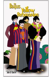 The Beatles - Yellow Submarine 2 Year Pocket