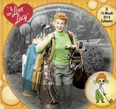 I Love Lucy - 2014 - 16 Month Calendar