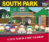 South Park - 2013 Year-in-a-Box Calendar