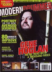Modern Drummer - Volume #34, Issue #11