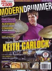 Modern Drummer - Volume #35, Issue 3