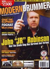 Modern Drummer - Volume #35, Issue #4