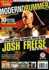 Modern Drummer - Volume #35, Issue #6
