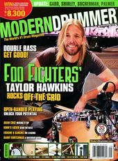 Modern Drummer - Volume #35, Issue #9
