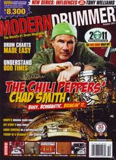 Modern Drummer - Volume #35, Issue #10