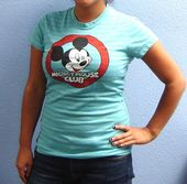 Disney - Mickey Mouse - Club Logo - T-Shirt