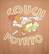 Mr Potato Head - Couch Potato - T-Shirt