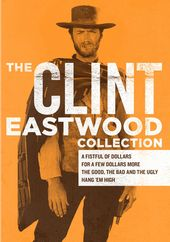Clint Eastwood Collection (A Fistful of Dollars /