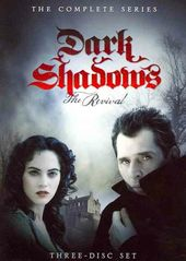 Dark Shadows - Complete Revival Collection (3-DVD)