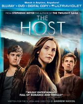 The Host (Blu-ray + DVD)