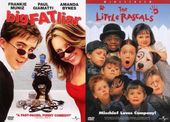 Big Fat Liar / The Little Rascals 2 Pack