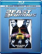 2 Fast 2 Furious (2-Disc Blu-ray)