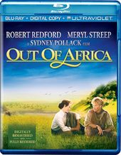 Out of Africa (Blu-ray, Includes Digital Copy,